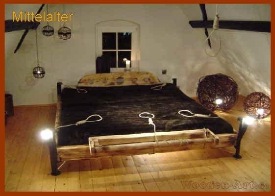 Mittelalter Bett Kaufen ~ Betten für nächte voller leidenschaft wooden art
